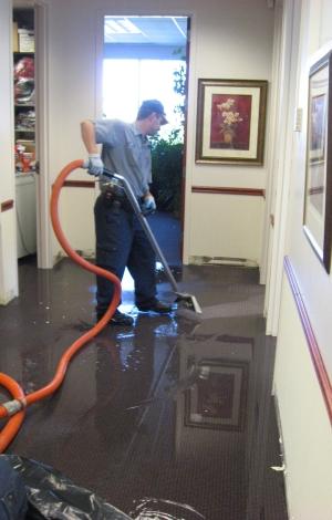 Orlando Water Damage